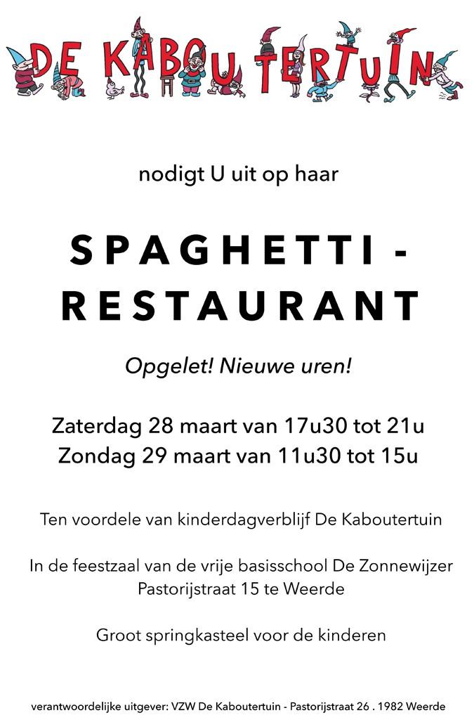 spaghettirestaurant